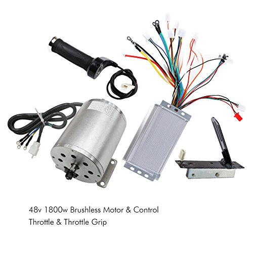 TDPRO 48V 1800W Brushless Electric Motor and Controller