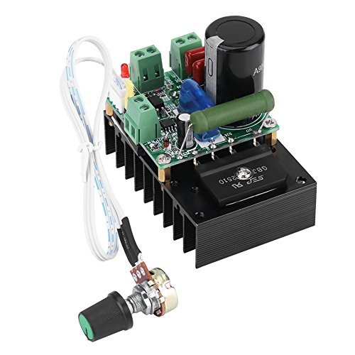 110v Ac Variable Speed Blowers : V ac dc w pwm motor speed controller